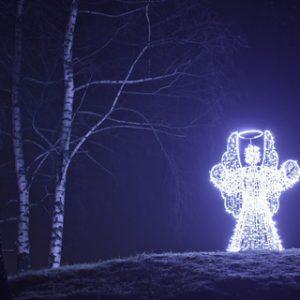 Engelen Met Licht